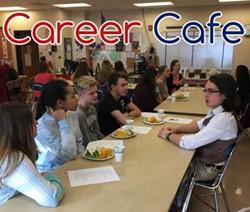 Career Cafe at CV-S