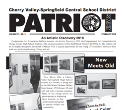 Check out the District Newsletter