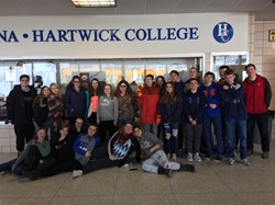 SUNY Oneonta & Hartwick Tours through CFES