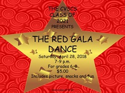 The Red Gala Dance