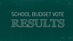 Budget Vote Results