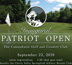 Patriot Open - Registration Extended