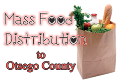Mass Food Distribution