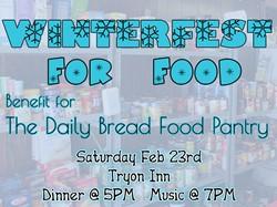 Winterfest for Food