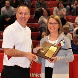 Congrats Coach Adams!
