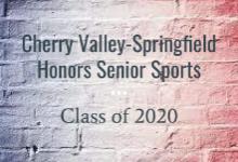 Senior Sports 2020