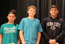 Middle School Spelling Bee