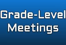 Grade-Level Meetings