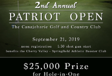 2nd Annual Patriot Open