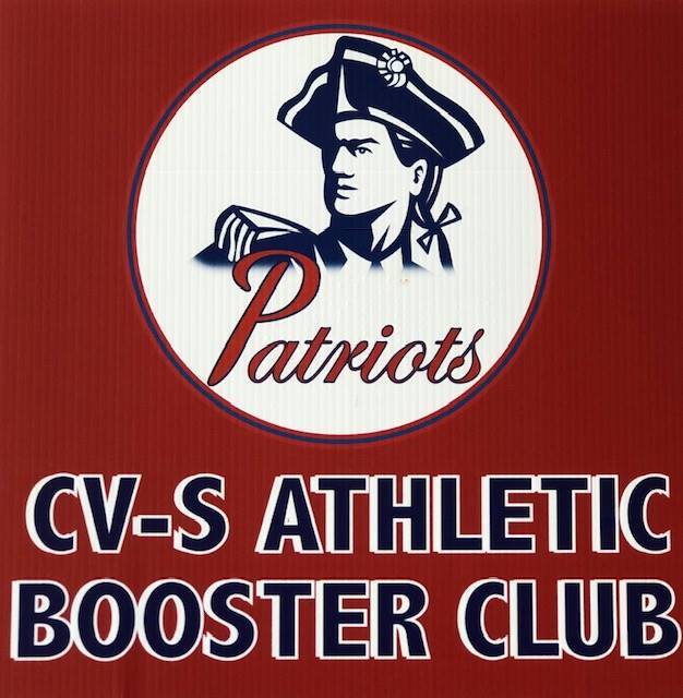 Booster Club sign