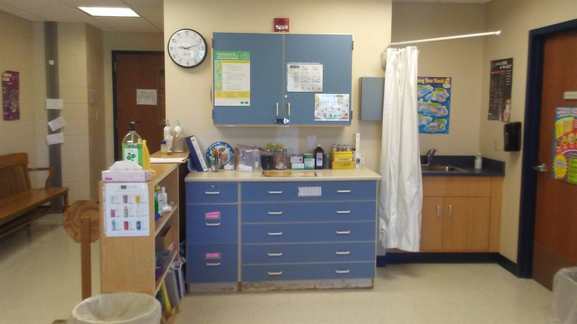 Health office
