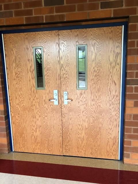 new double door