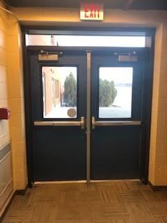 playground exterior door