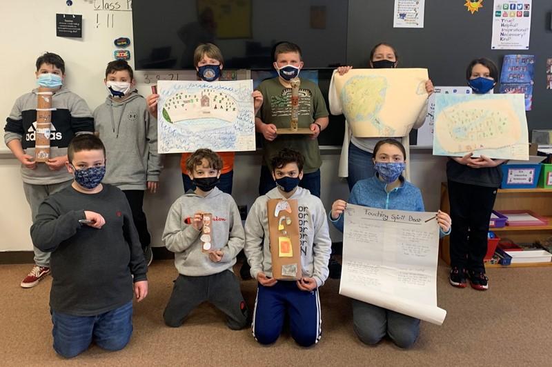 6th Grade ELA Presentations